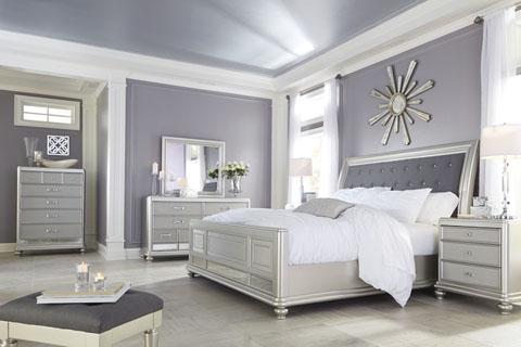 Bed Frame Queen 【ashley】輸入家具 アシュレイホームストア 正規販売店